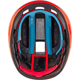 POC POCito Omne Spin Casco Bambino, fluorescent orange